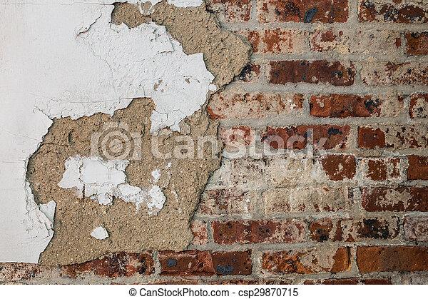 Brick Wall - csp29870715
