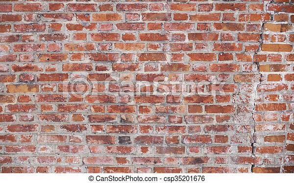 Brick wall - csp35201676