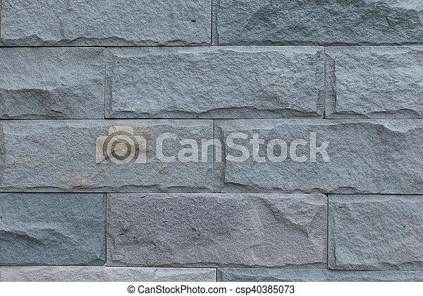 brick wall - csp40385073