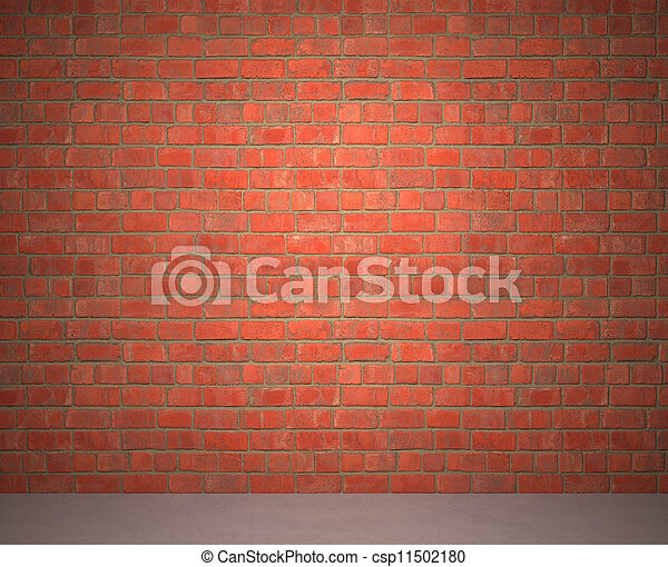 Brick Wall - csp11502180