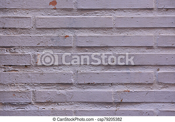Brick wall - csp79205382