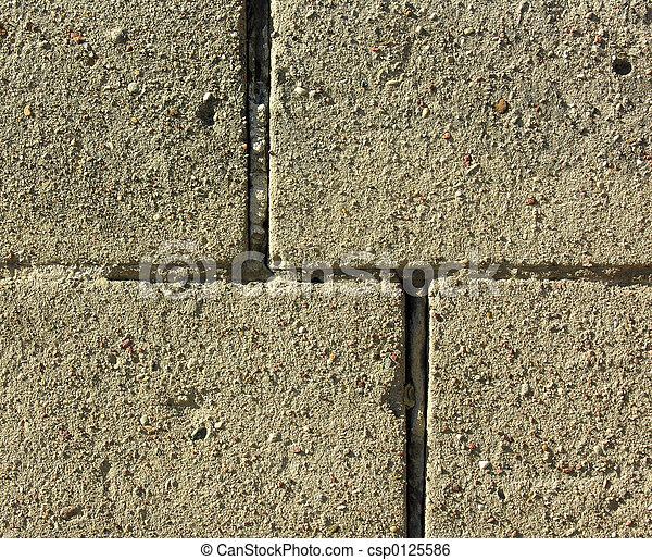Brick wall - csp0125586
