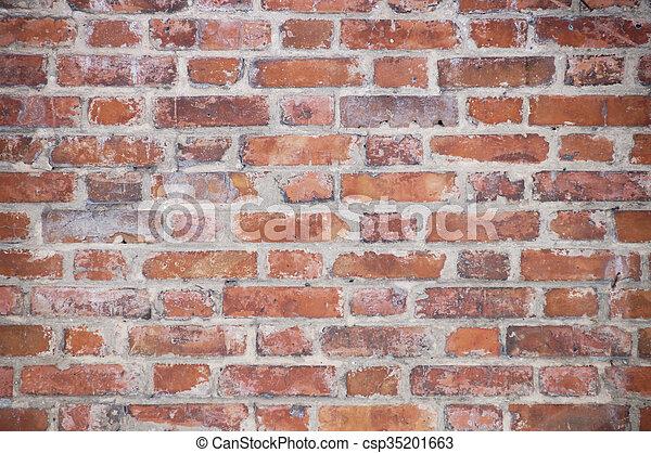 Brick wall - csp35201663