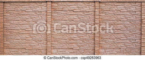 brick wall - csp49283963