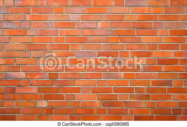 brick wall - csp0580985