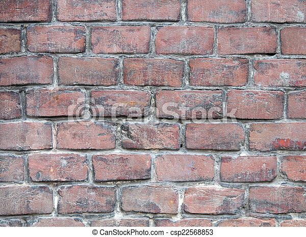 brick wall - csp22568853