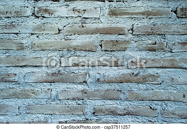 Brick wall. - csp37511257