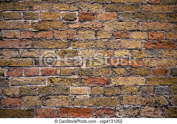 Brick Wall - csp4131052