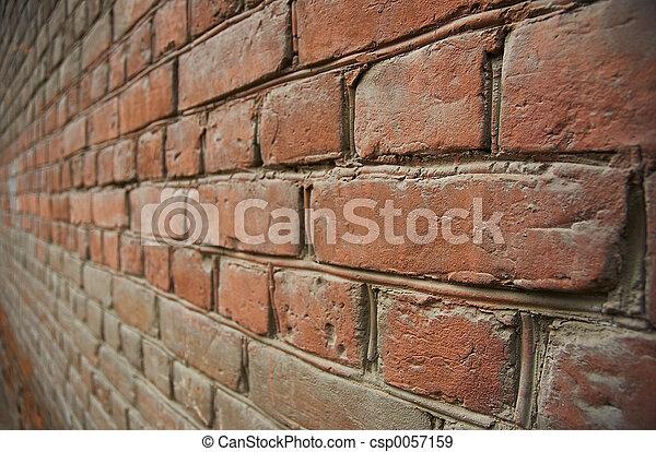 brick wall - csp0057159