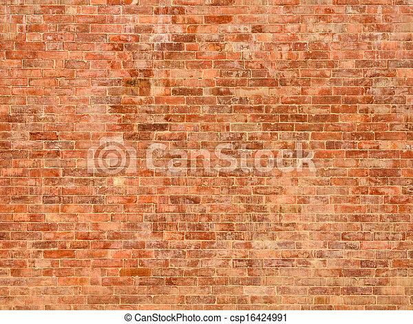 Brick wall - csp16424991