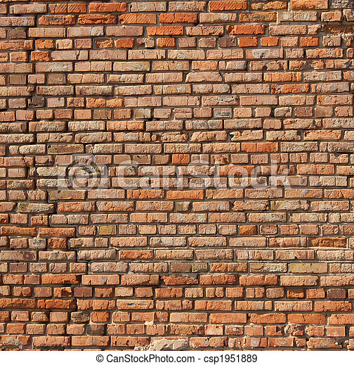 Brick wall  - csp1951889