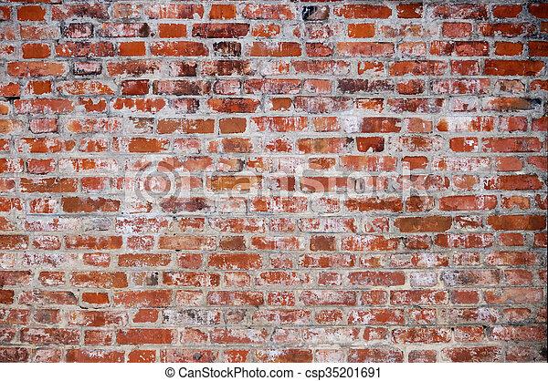 Brick wall - csp35201691