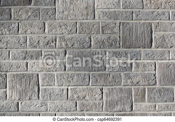 Brick Wall - csp64692391