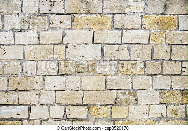 Brick wall - csp35201701