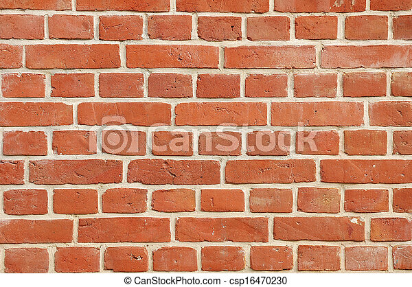Brick wall - csp16470230