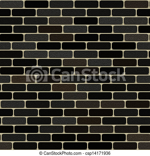 seamless black wall texture. Brick Wall Texture Background Seamless Cgi Black And Grey - Csp14171936