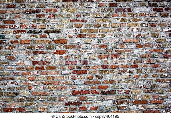 brick wall texture - csp37404195