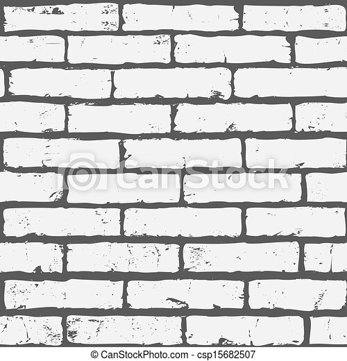 brick wall  - csp15682507