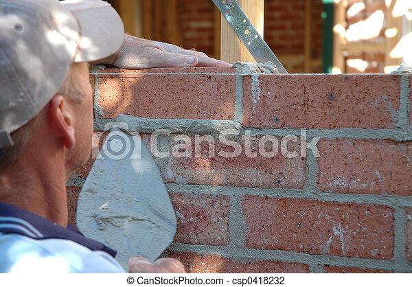 bricklayer - csp0418232