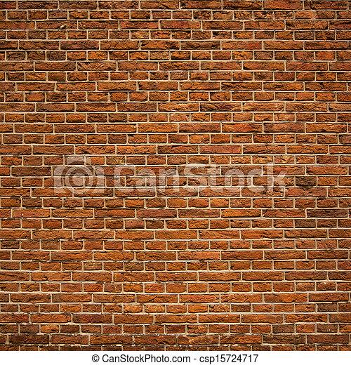 Bricks background - csp15724717