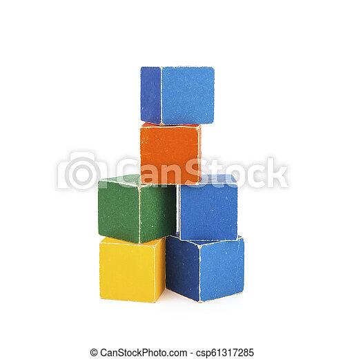 Bricks tower - csp61317285