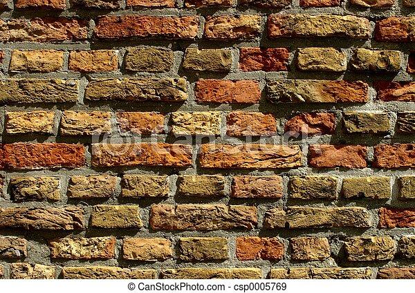 Brickwall - csp0005769