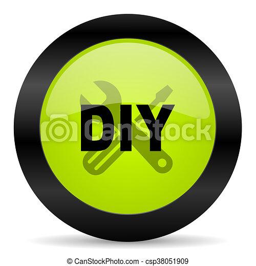 bricolage, icône - csp38051909