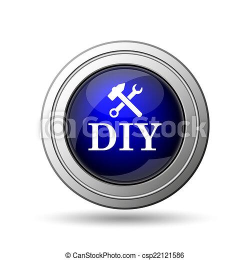 bricolage, icône - csp22121586