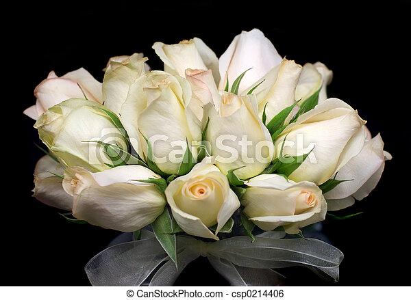 Bridal bouquet - csp0214406