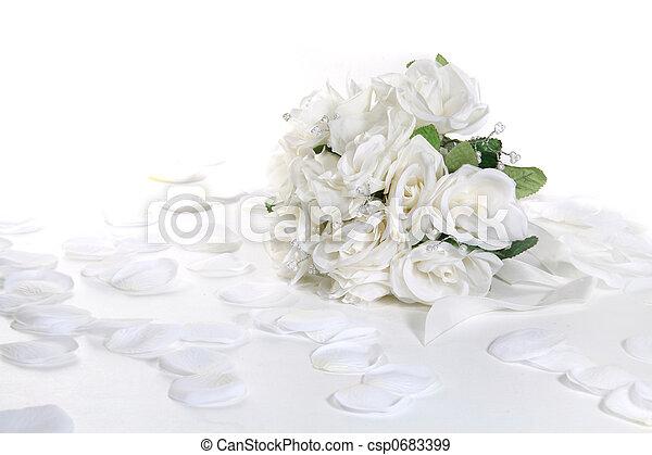 Bridal Bouquet - csp0683399