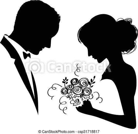 Bridal Couple - csp31718817