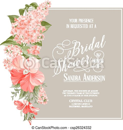bridal shower card csp26324332