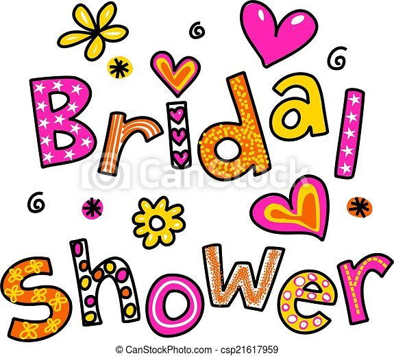 bridal shower csp21617959