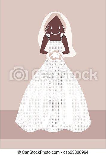 bride - csp23808964