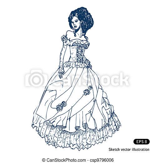 Bride - csp9796006