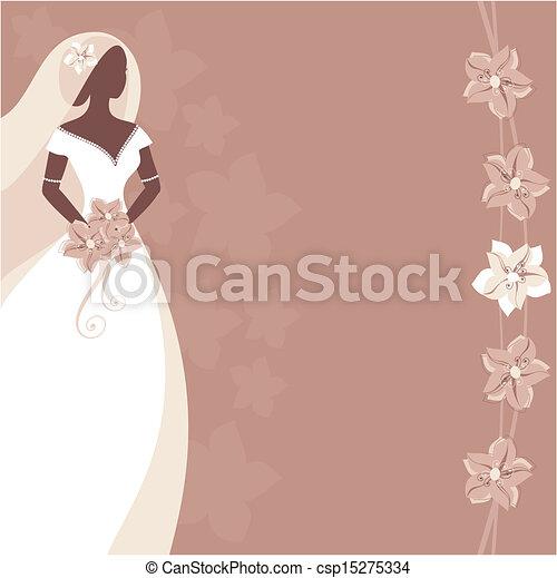 bride - csp15275334