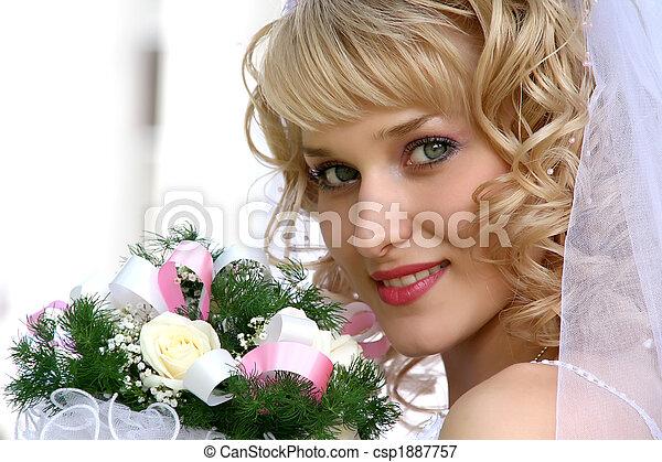 Bride - csp1887757