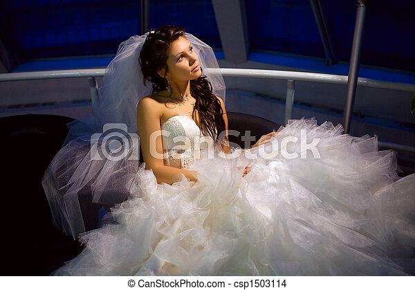 Bride - csp1503114