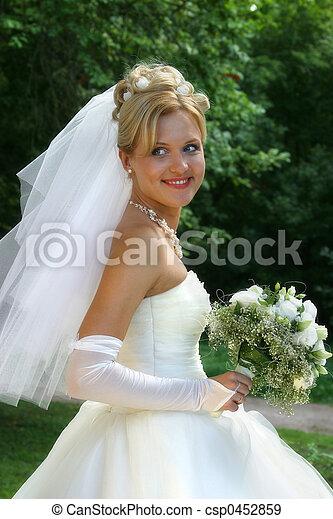 Bride - csp0452859