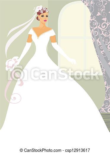 bride - csp12913617
