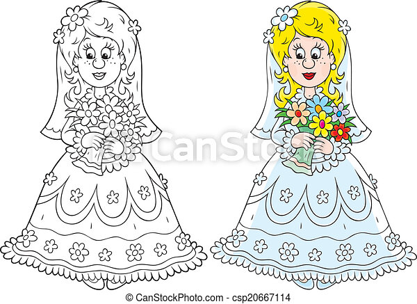 bride - csp20667114