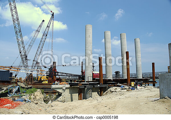 Bridge Construction - csp0005198