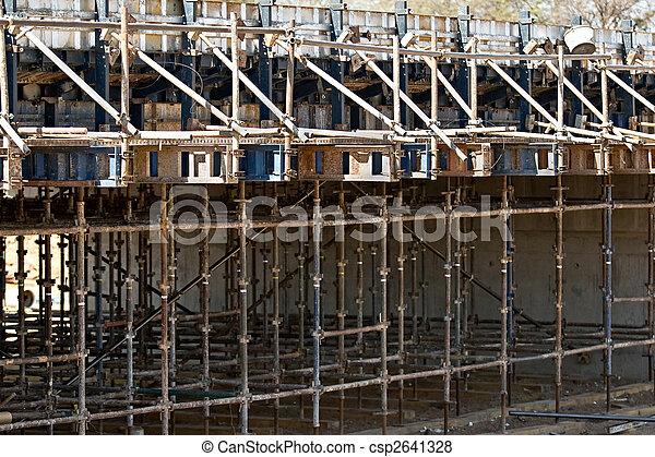 Bridge construction - csp2641328