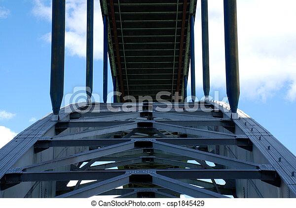 Bridge construction - csp1845429