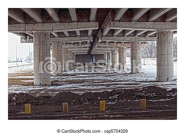 bridge construction - csp5704329