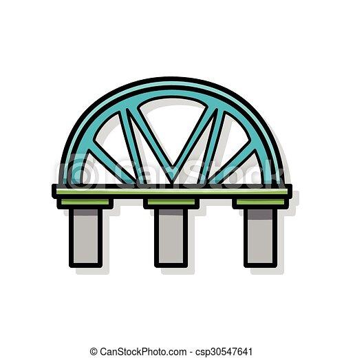 bridge doodle eps vector search clip art illustration drawings rh canstockphoto com clip art brides clipart bride