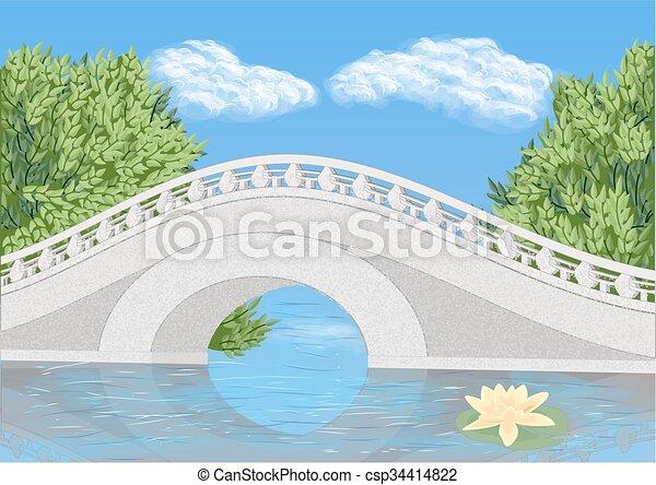 bridge - csp34414822