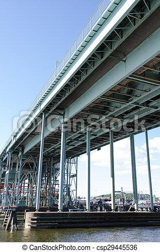 bridge in Gotheburg - csp29445536