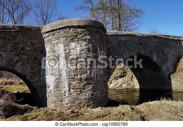 Bridge in Saxony - csp10950769