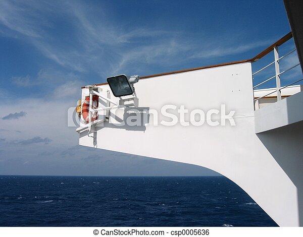 bridge on ship - csp0005636